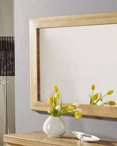 VIENNA Zrkadlo 100x70 cm, dub