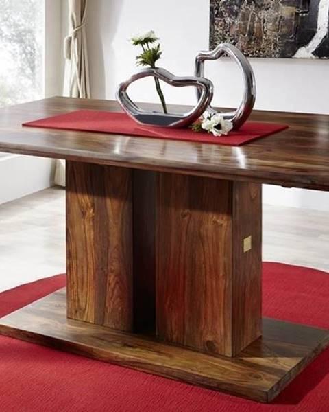 Bighome.sk BARON Jedálenský stôl Simple 160x90 cm, palisander