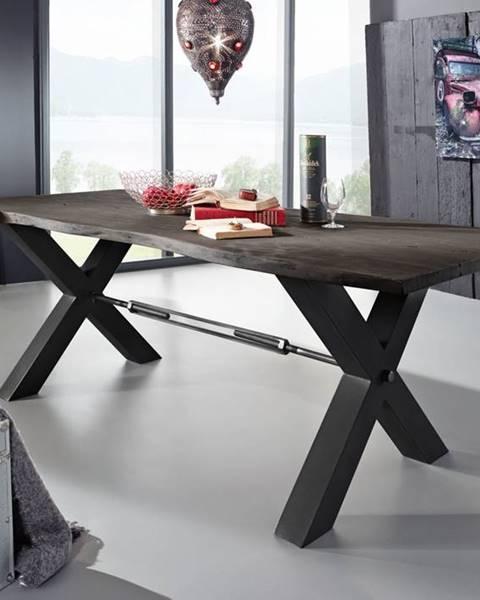 Bighome.sk DARKNESS Jedálenský stôl 200x100 cm