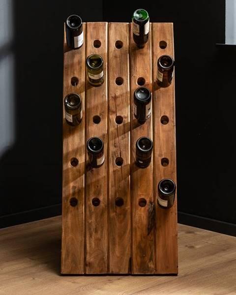 Bighome.sk Regál na víno ERNEST 107 cm