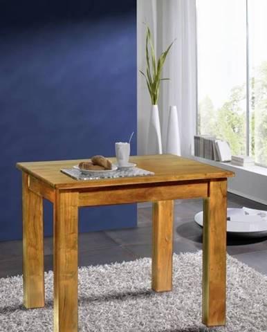 CAMBRIDGE HONEY Jedálenský stôl 85x85 cm, akácia