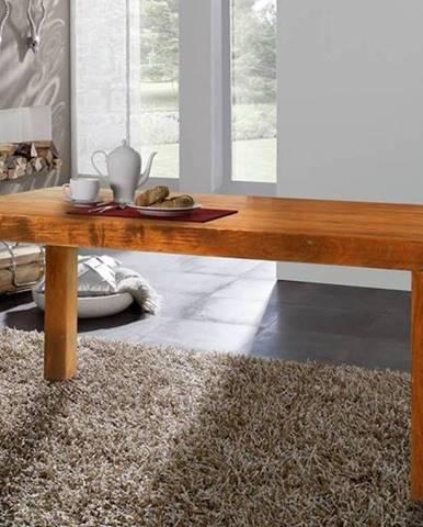 CAMBRIDGE HONEY Jedálenský stôl Klasik 160x90 cm, akácia