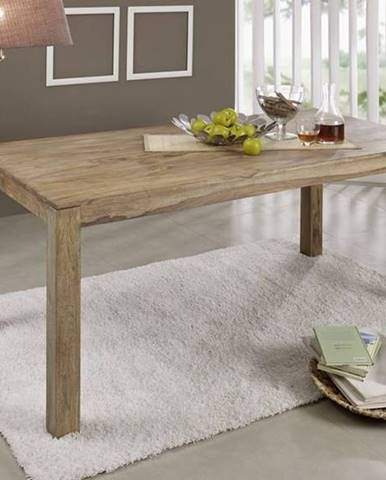 NATURAL Jedálenský stôl 140x90 cm, palisander