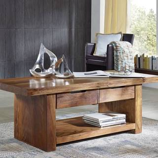 BARON Konferenčný stolík 140x60 cm, palisander