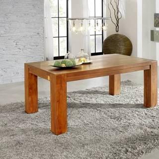 CAMBRIDGE HONEY Jedálenský stôl 200x100 cm, akácia