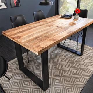 Jedálenský stôl IRONIC 140 cm