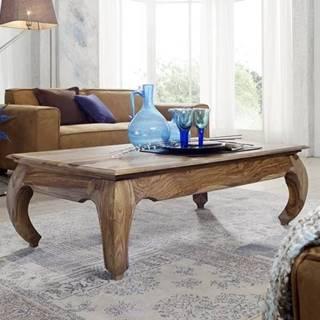 ORIENT Konferenčný stolík 130x75 cm, palisander