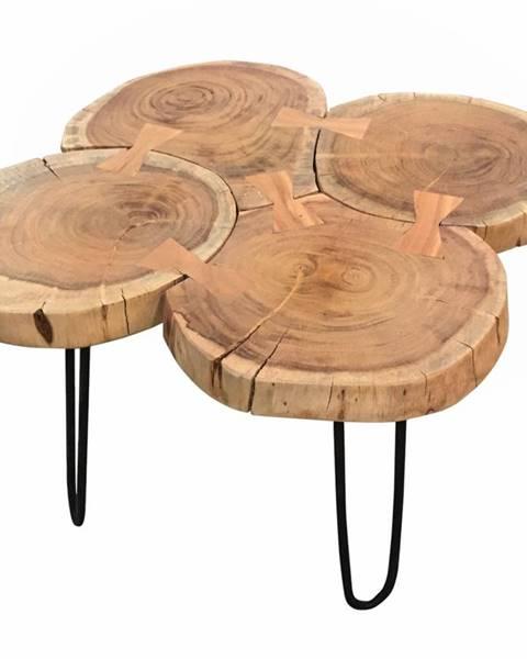 Bighome.sk Konferenčný stolík NATURE 50 cm