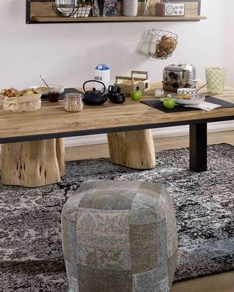 Bighome.sk TIROL Jedálenský stôl 240x100 cm, prírodná, dub