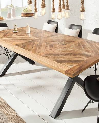 Jedálenský stôl INFAN 160 cm