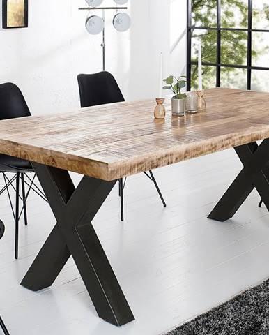 Jedálenský stôl IRONIC X 200 cm
