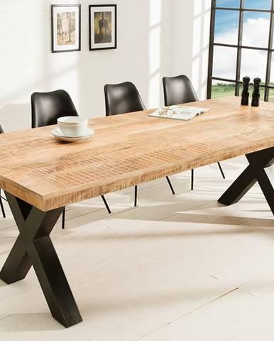 Jedálenský stôl IRONIC X II. 240 cm