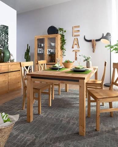 ALBURYJedálenský stôl 180x90 cm, borovica, prírodná
