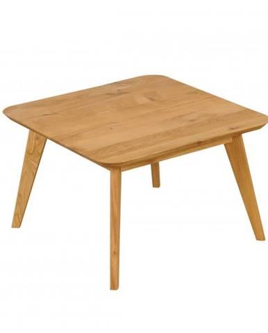 DARWIN Konferenčný stolík 65x65 cm, dub