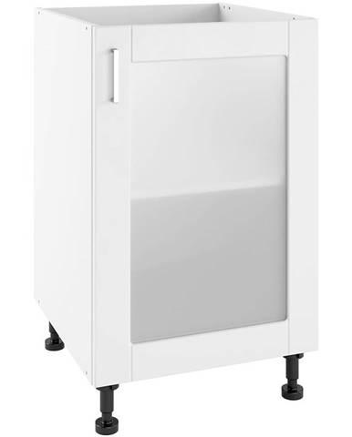 Kuchynská skrinka Milano Bianco Super Mat POW 50