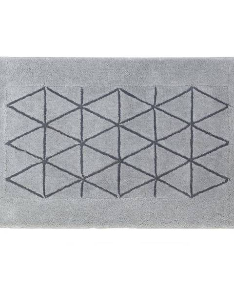 MERKURY MARKET Koberček Agadir šedá 100X60