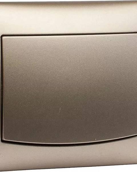 MERKURY MARKET Vypínač jednoposteľová satén V LP-1V