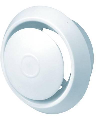 Anemostat Ventilátorom Fi 125 T