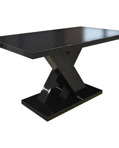 Konferenčný stolík Ksena čierna lesk