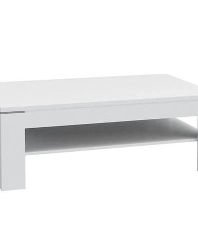 Konferenčný stolík Snow SVOT22 Z12M biely mat