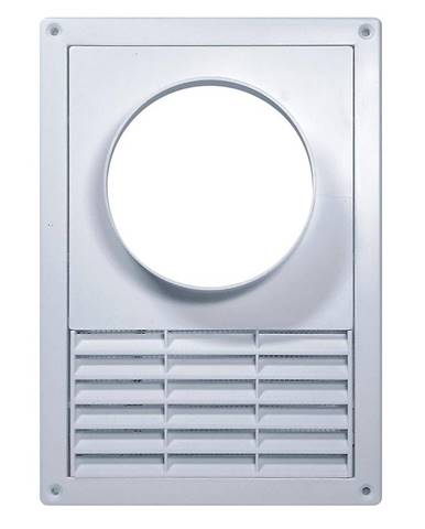 Kryt Ventilátora 17/17 T-Okap Fi100