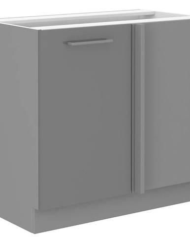 Kuchynská skrinka Grey 105ND 1F BB