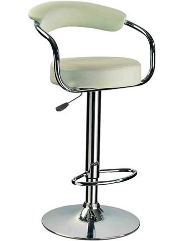 Barová stolička Strong krémová 7121
