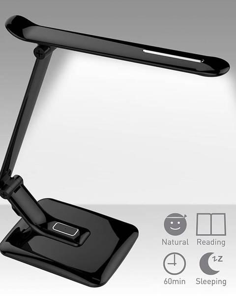 MERKURY MARKET Stolná lampa PDL70B LED + USB LB1