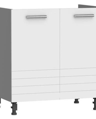 Kuchynská skrinka Paula biela D80 ZL