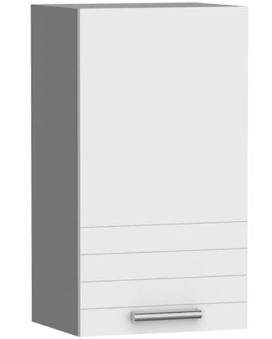 Kuchynská skrinka Paula biela W45 left