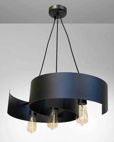 Lampa Twist 2707/Z-B-3 čierna Lw3
