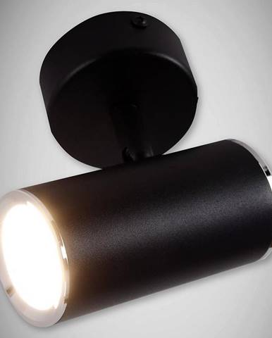 Nástenná lampa Megan Spt GU10 čierna 03656 K1