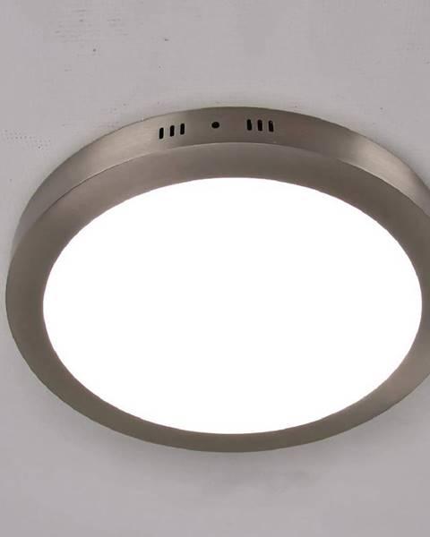 MERKURY MARKET Stropná lampa Martin LED C 03275 24W 4000K Mat Chrome