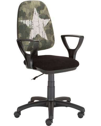 Kancelárska stolička Estera Kaki hviezda