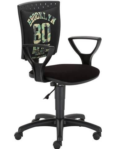 Kancelárska stolička Stilo 09 Moro 80