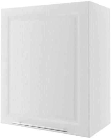 Kuchynská skrinka Emporium w2/60 white/kor.biela