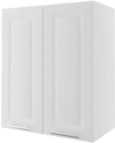Kuchynská skrinka Emporium w3/60 white/kor.biela