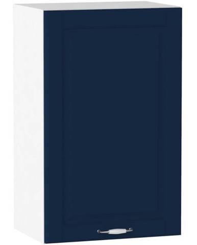 Kuchynská skrinka Moniuszko W45 P/L námornícka modrá mat BB