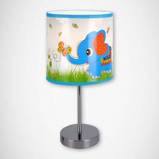 Stolná lampa Nuka E14 blue 03649 LB1