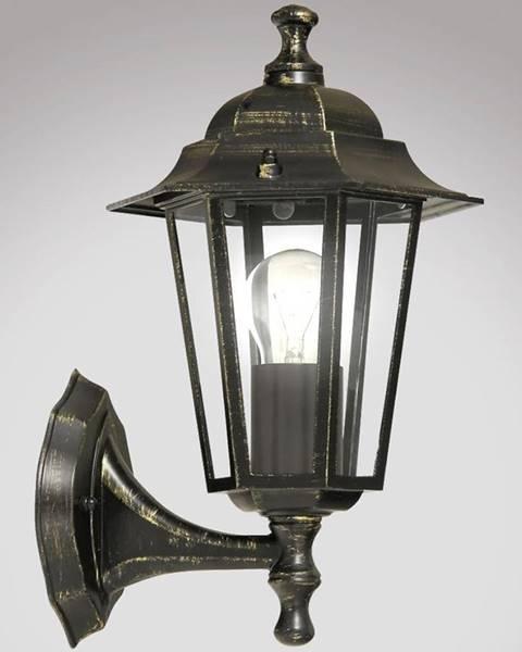 MERKURY MARKET Nastenná záhradná lampa Valence 8234 K1G