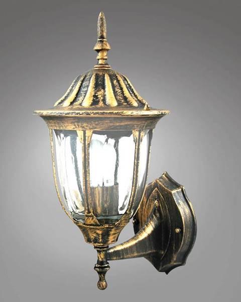 MERKURY MARKET Záhradná lampa Florencja ALU3118UP patina KG1