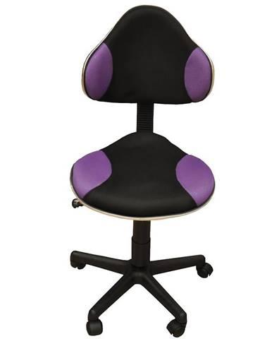 Kancelárska stolička CX 4113V nachový