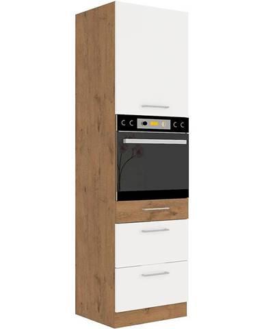 Skrinka do kuchyne Vigo biela HG 60dps-210 3s 1f