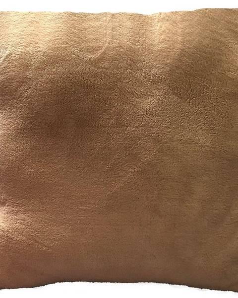 MERKURY MARKET Obliečka na vankúš SOFT 40x40 béžová