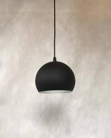 Luster Sfera 1236 LW1  čierna