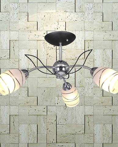 Luster Xena K-JSL-6093/3 chróm LW3