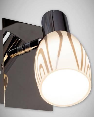 Nastenná lampa HL 790N  chróm K1