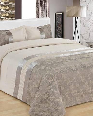 Prikrývka na posteľ  170x220 L57