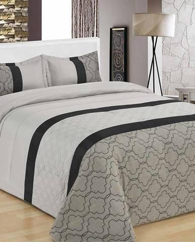 Prikrývka na posteľ  170x220 L79