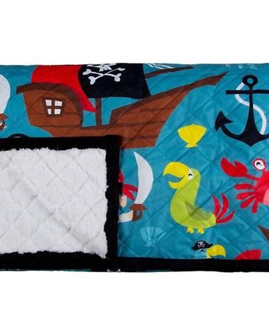 Prehoz pirát 0403-001-75 140x200 zelený